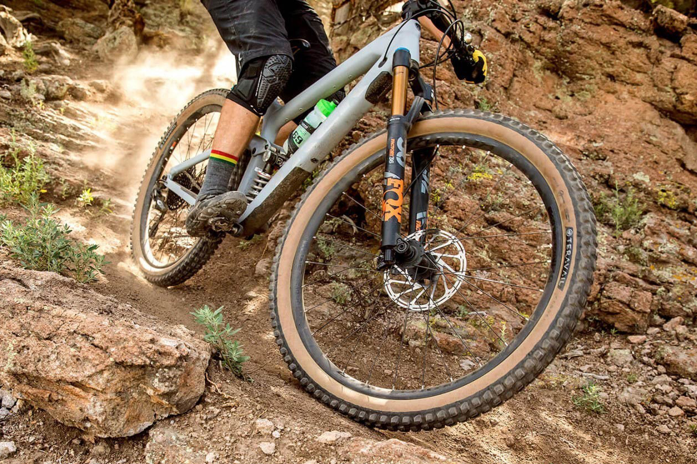 Teravail Kessel mountain bike tire riding