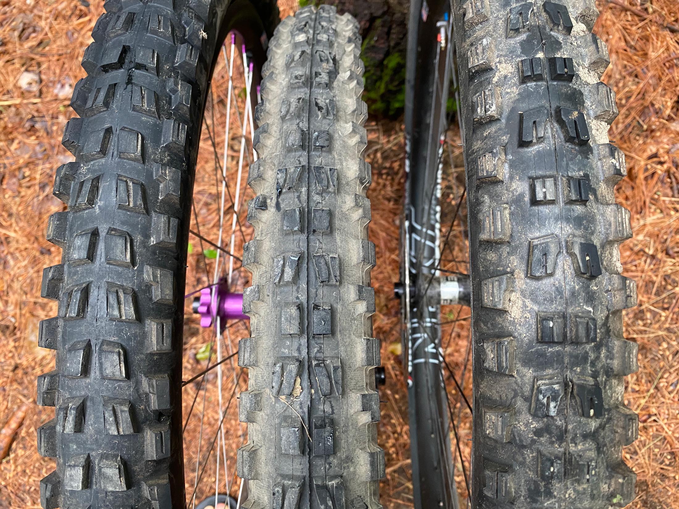 Teravail Kessel Maxxis Minion Vittoria Mazza mountain Bike Tires