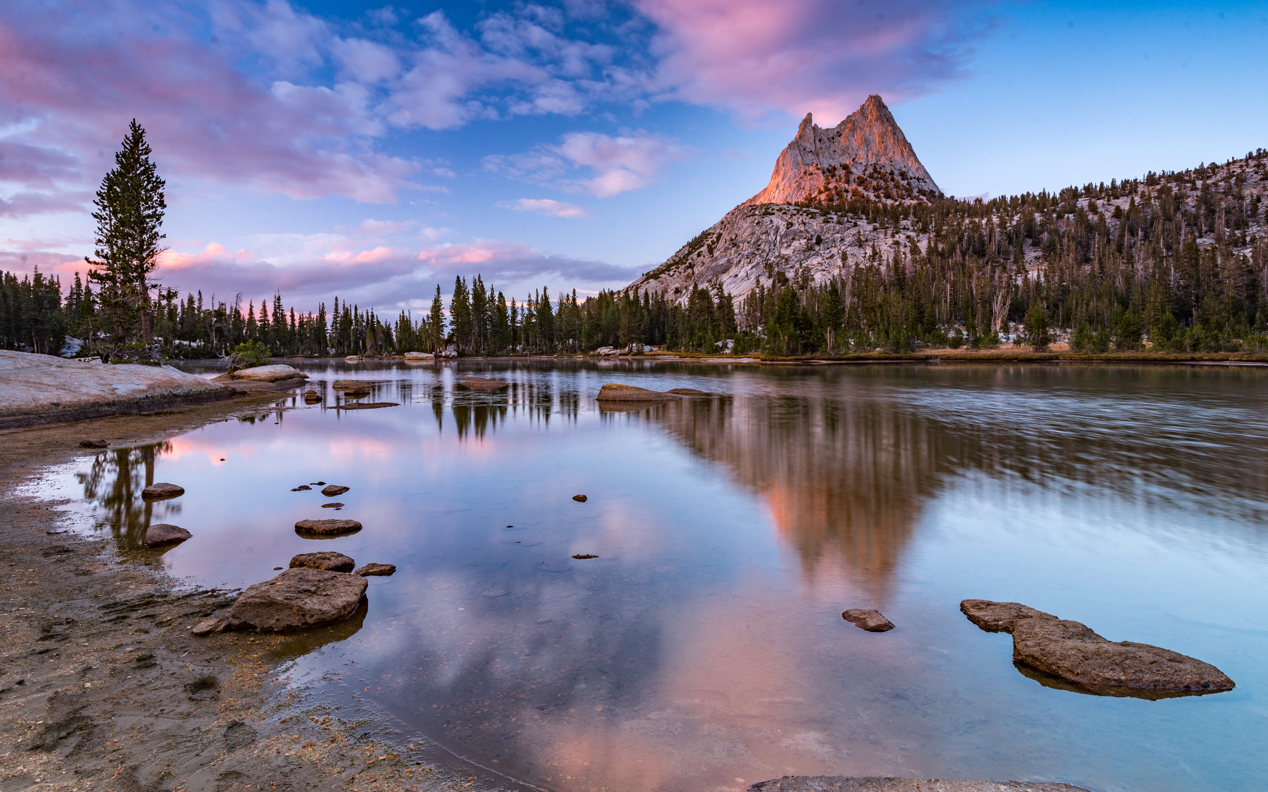 Upper Cathedral Lake Yosemite Best Hikes