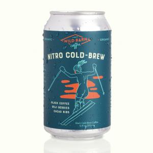 Wild Barn Nitro Cold-Brew Coffee