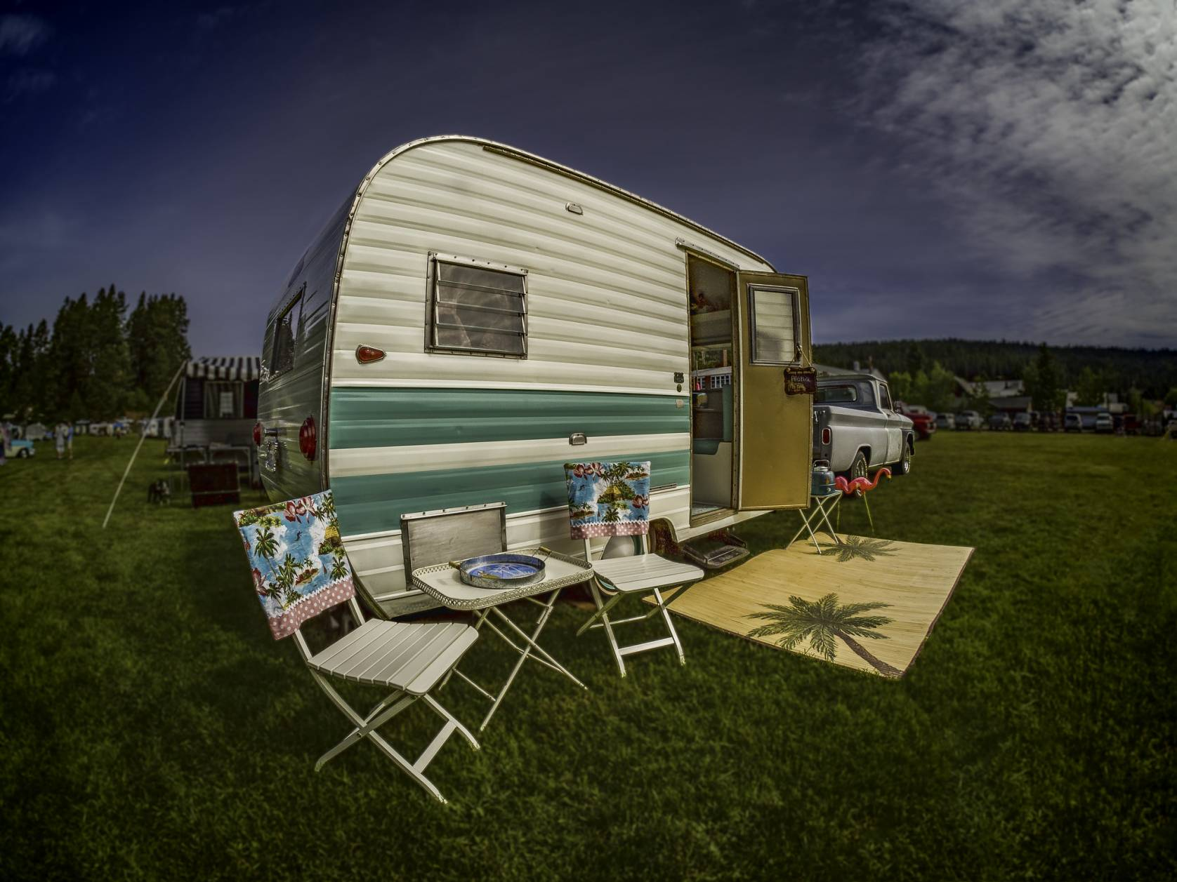 Vintage Camper