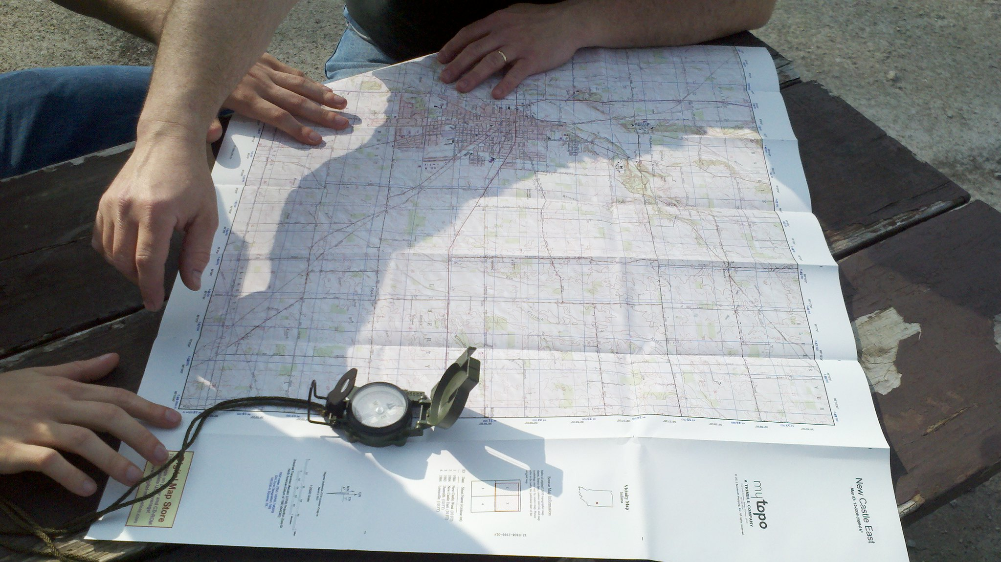 How to Use a Compass: Orienteering Basics