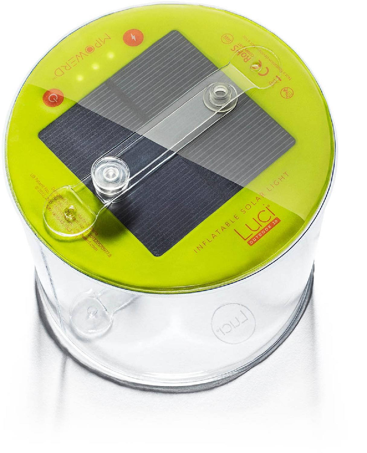 Camping Checklist: Inflatable Solar Lantern