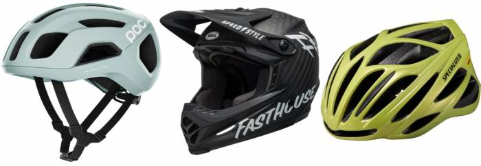 Assorted Helmets CC sale