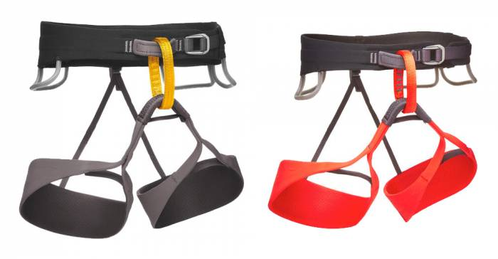 Black Diamond Solution Rock Climbing Harness Sale