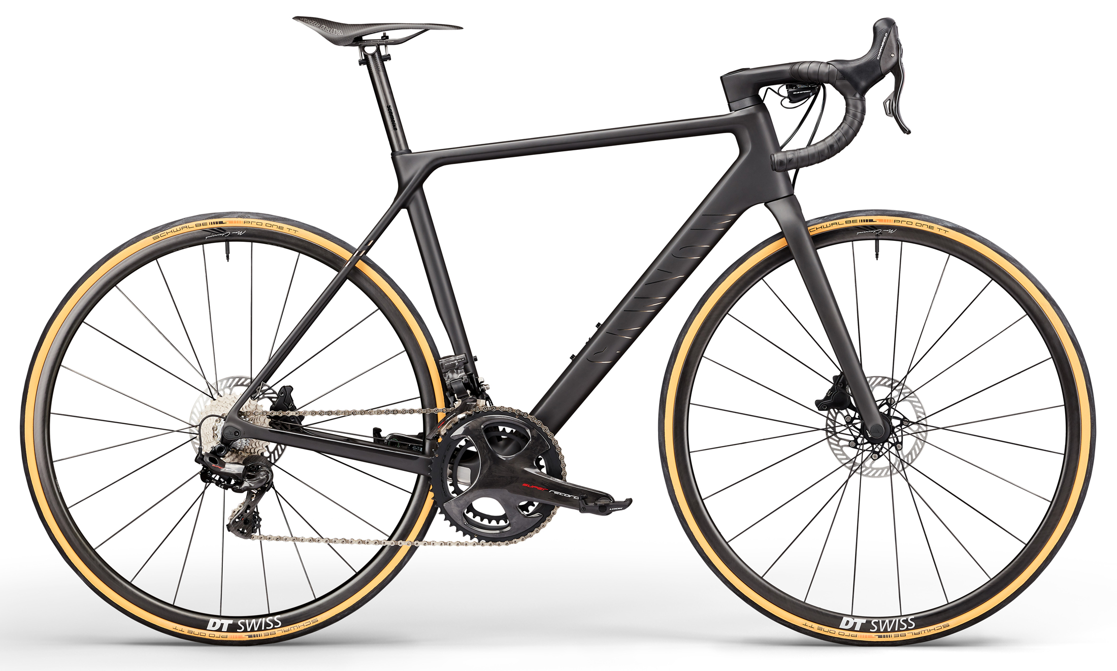 Canyon Ultimate CFR Disc EPS road bike