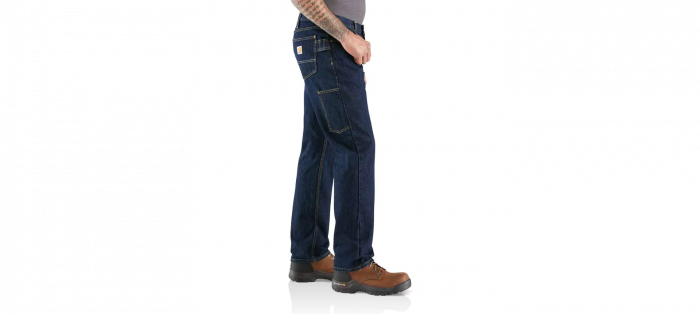 Carhartt Rugged-Flex-Relaxed-Fit-Utility-Five-Pocket-Jean-103889