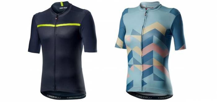 Maillots Castelli Unlimited
