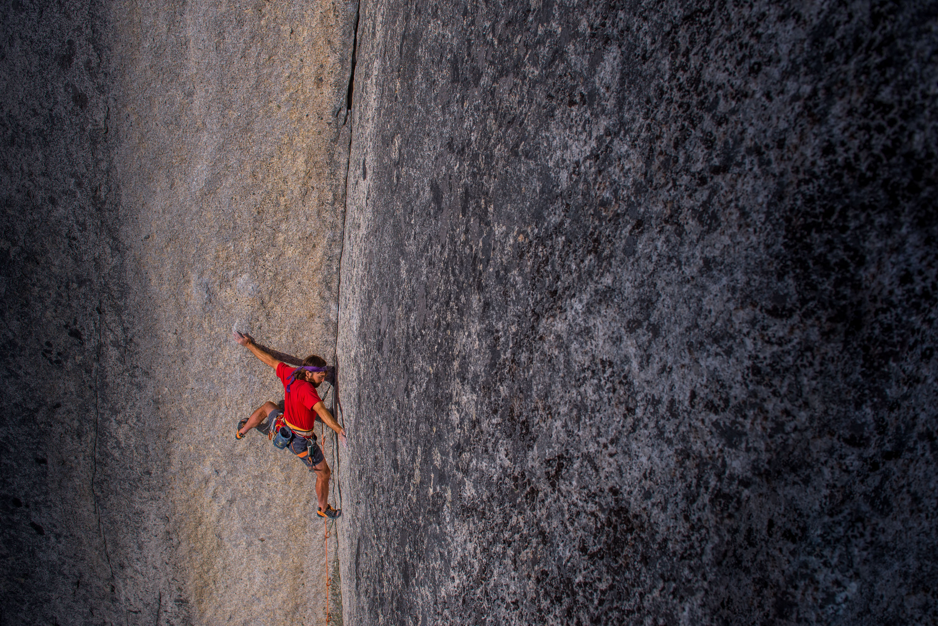 Climbing With a Camera