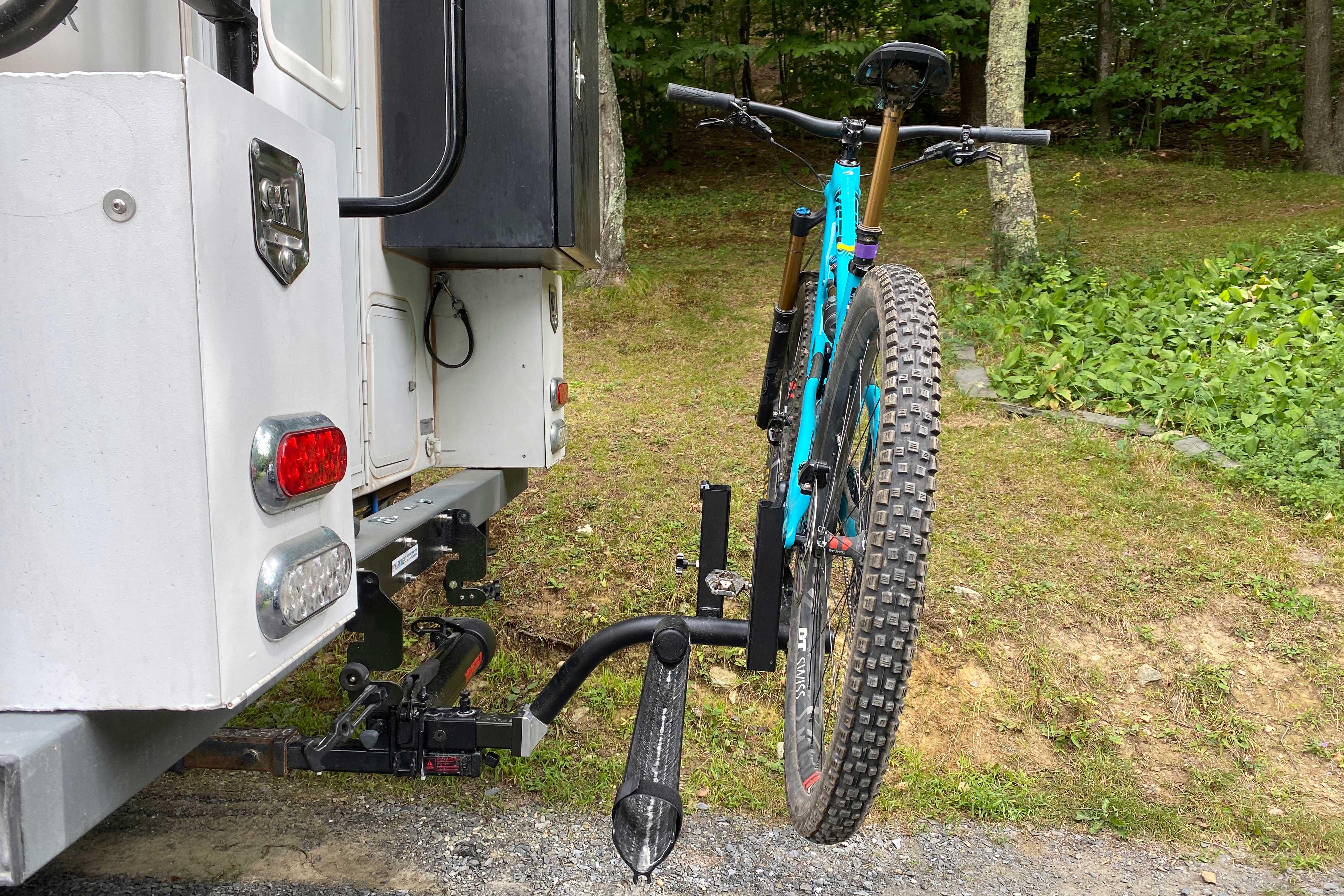 dovetail ferst bike rack easy install