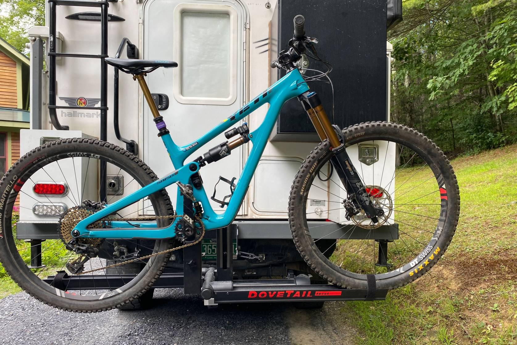 dovetail ferst bike rack
