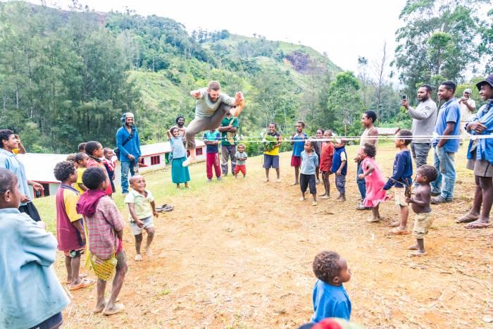 Epic Trails Papua New Guinea Ulrika Larsson