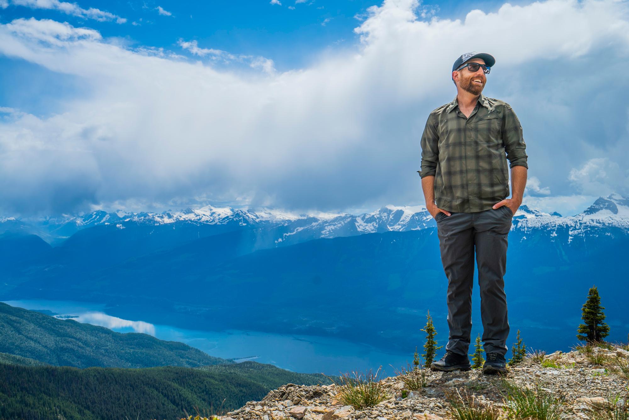 Epic Trails Revelstoke Sam Burrows