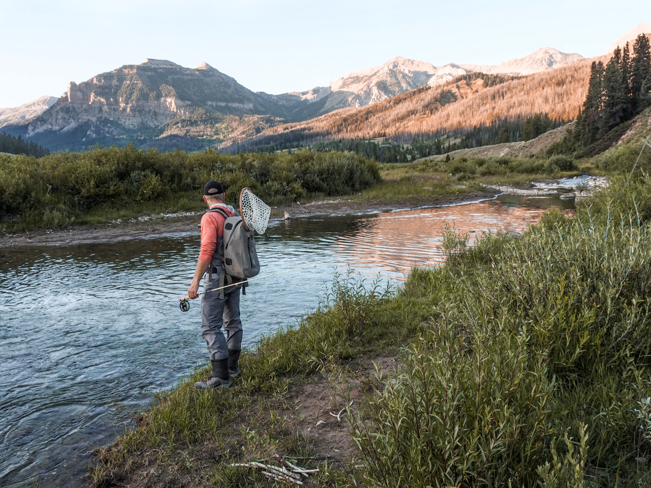 Fly Fishing Jackson_Wyoming