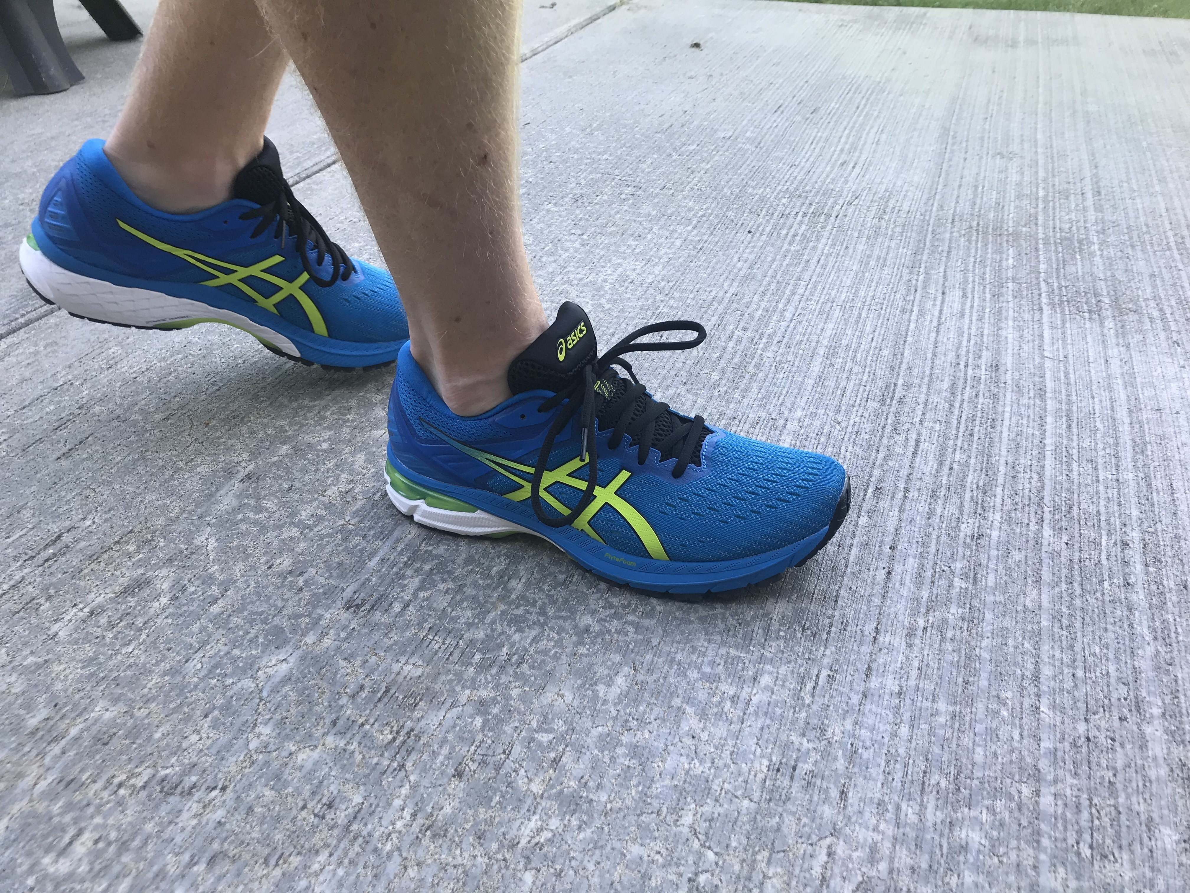 Asics GT-2000 9 First Impresions