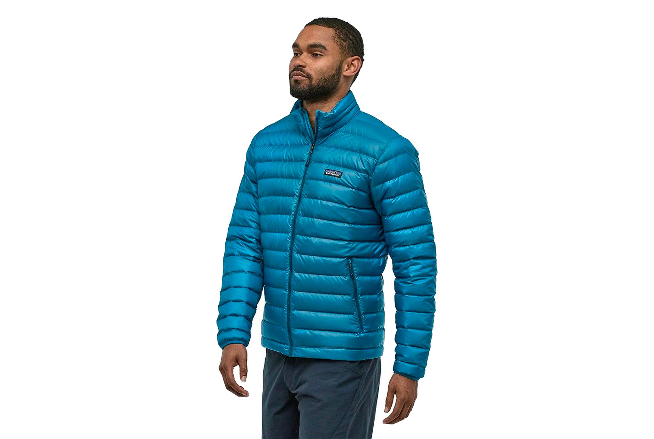 Patagonia Down Sweater Jacket —Men's