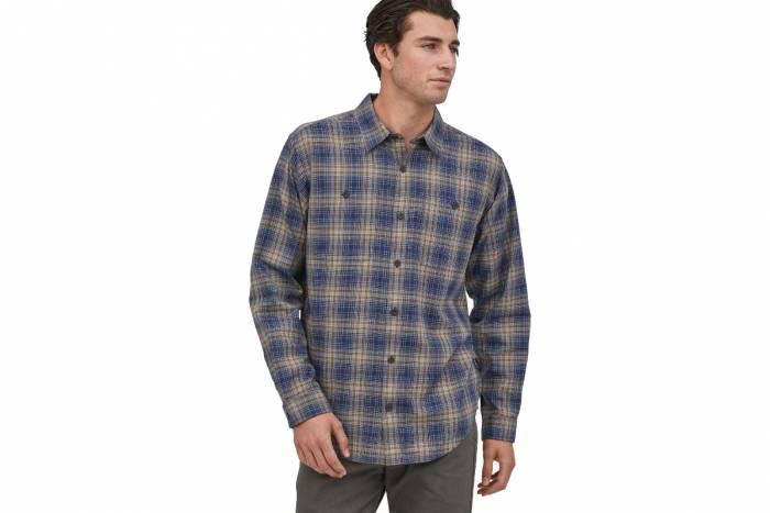 Patagonia Long-Sleeved Organic Pima Cotton Shirt
