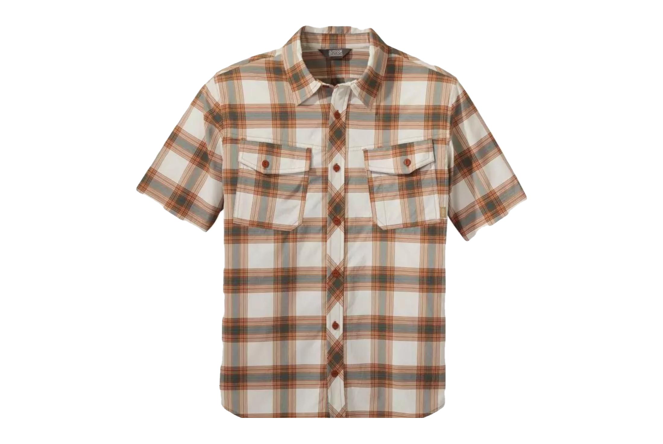 Men's Wanderer S:S Shirt