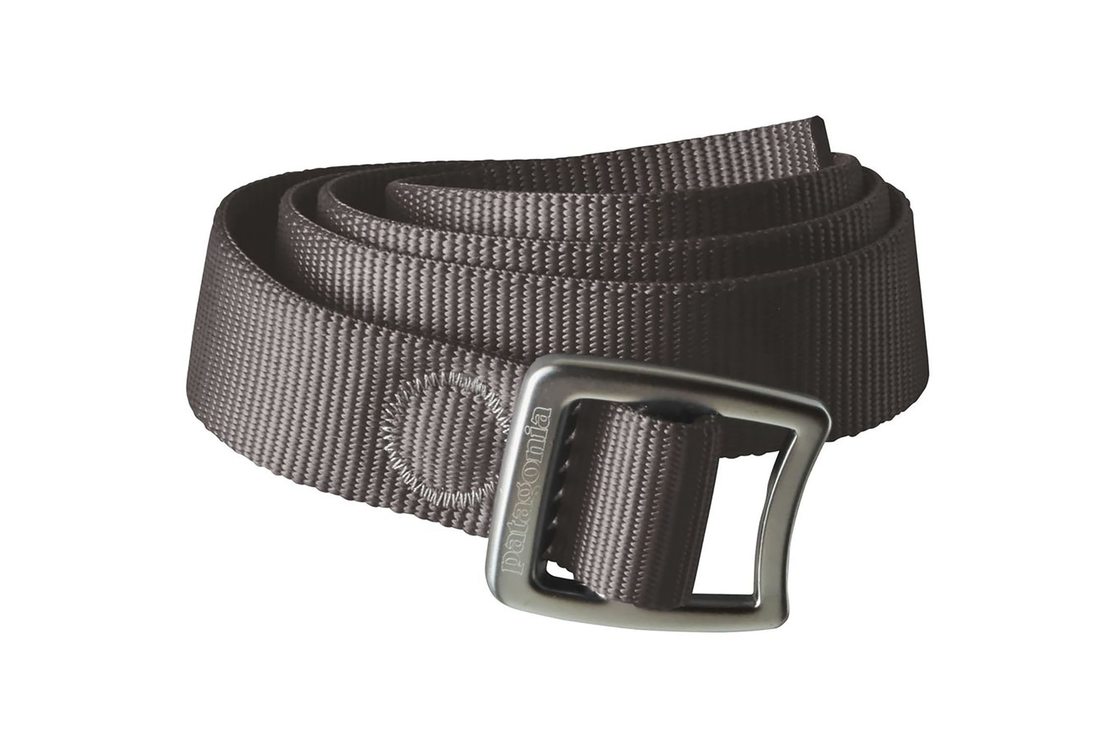 Grey Patagonia Tech Web Belt