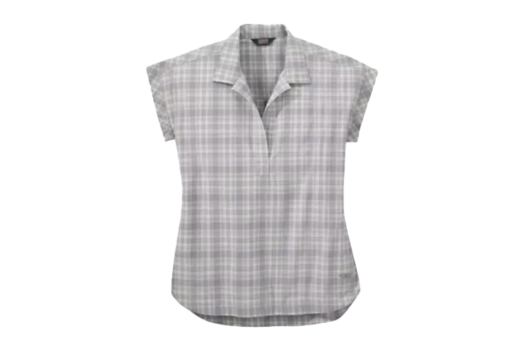 Women's Amber Ale Short-Sleeve Shirt