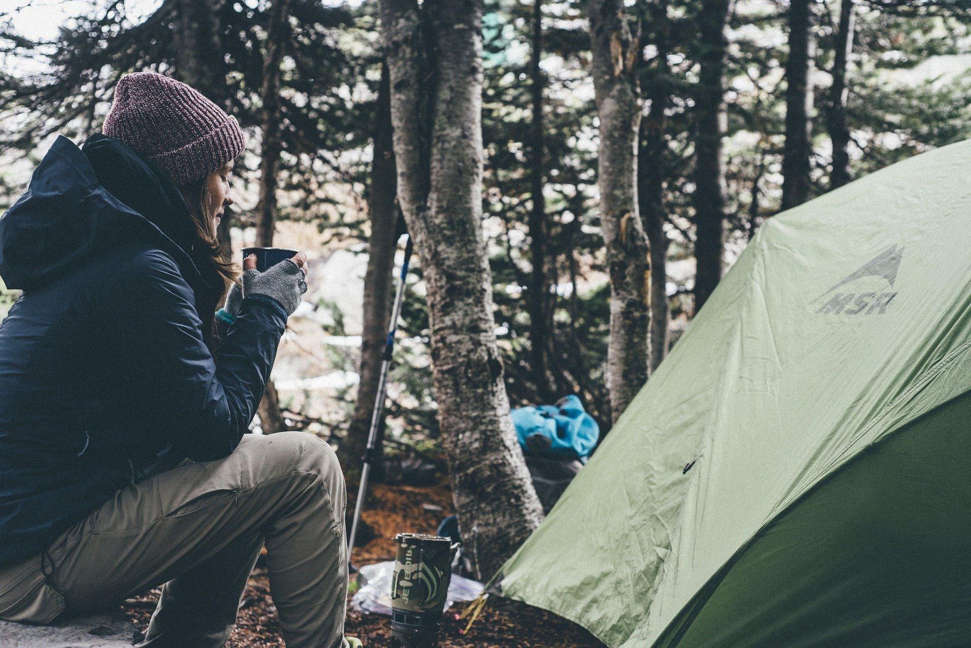 Camping for Beginners: Weather