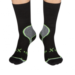 Vivewear Exum Shocking Socks