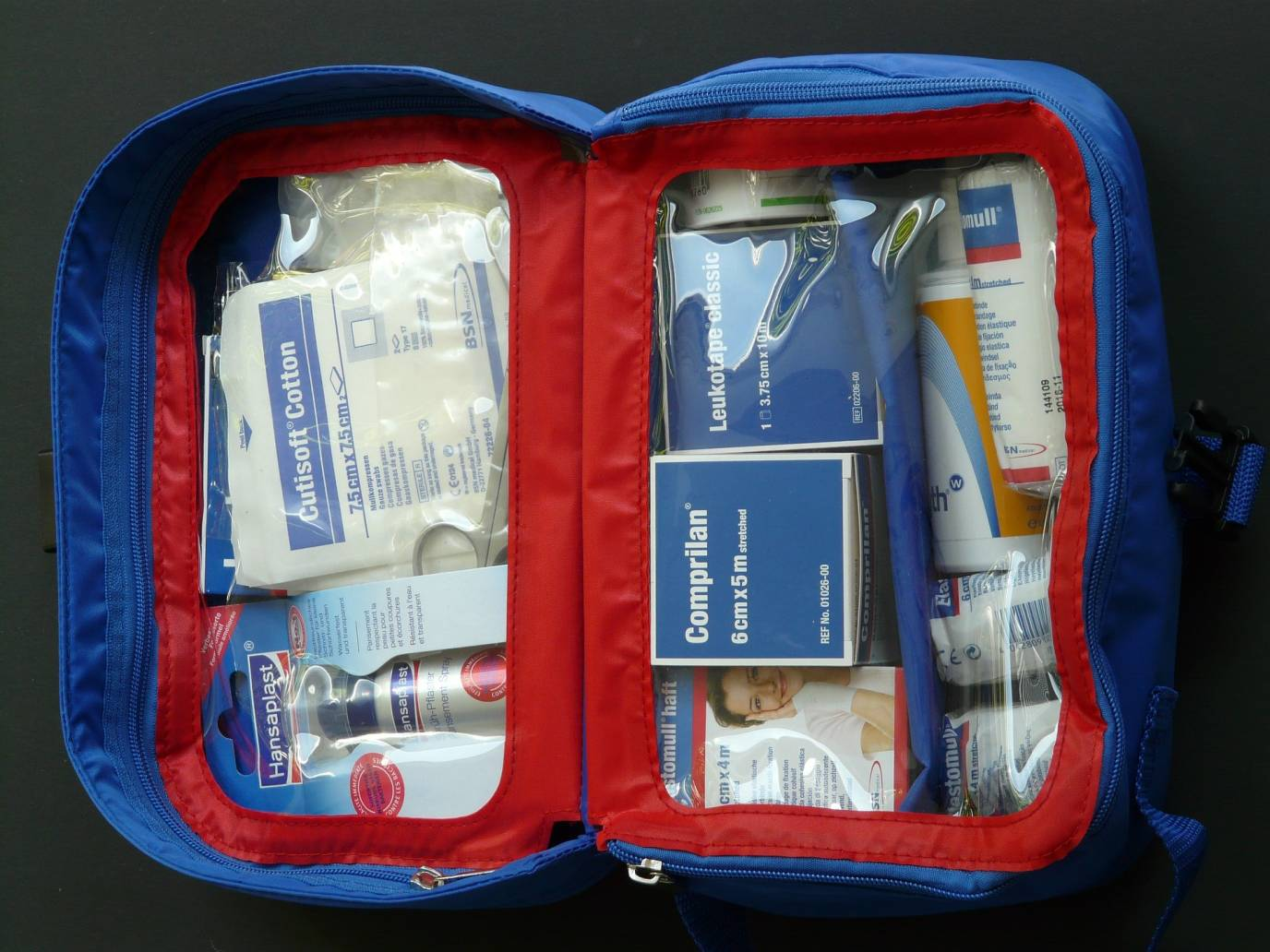 Camping Checklist: First Aid Kit