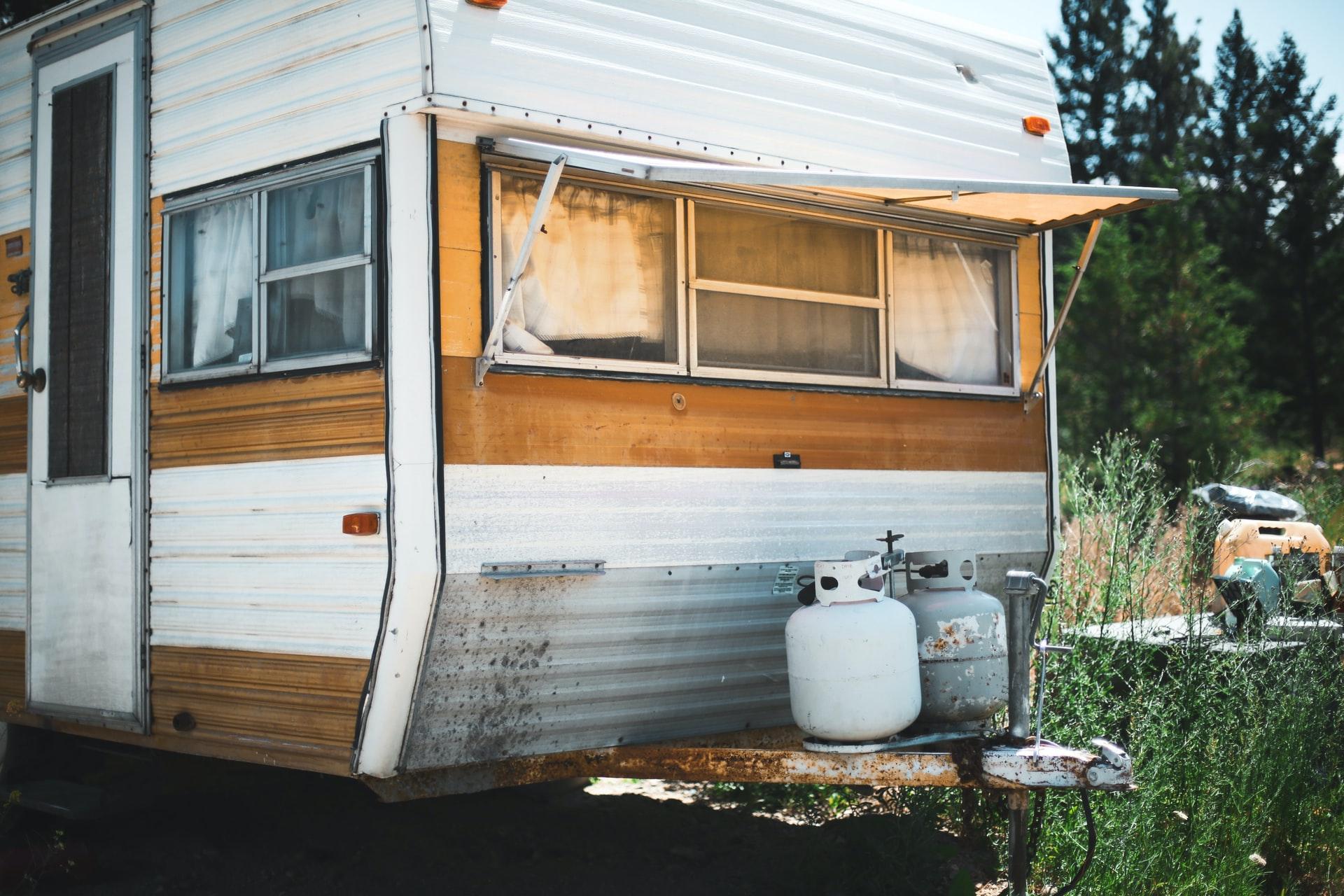 Vintage Camper Mold