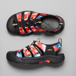 KEEN x Jerry Garcia Activism Sandals