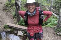 'Fly By' Hiker Shatters Colorado Trail Record Record by 4 Days