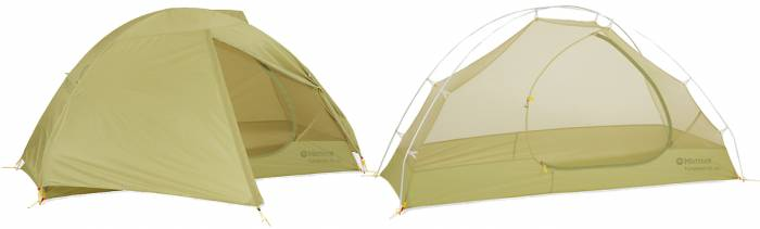 marmot tungsten ultralight 1p tent