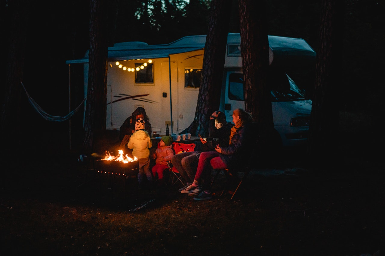Camping for Beginners Night