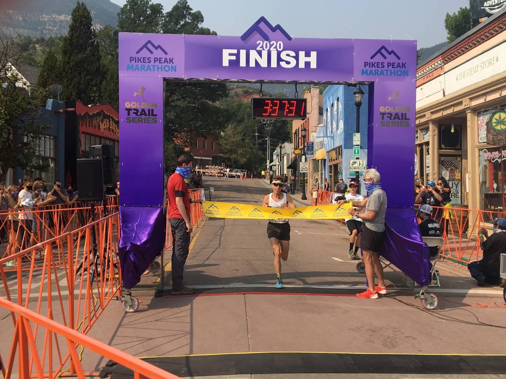 seth demoor pikes peak marathon