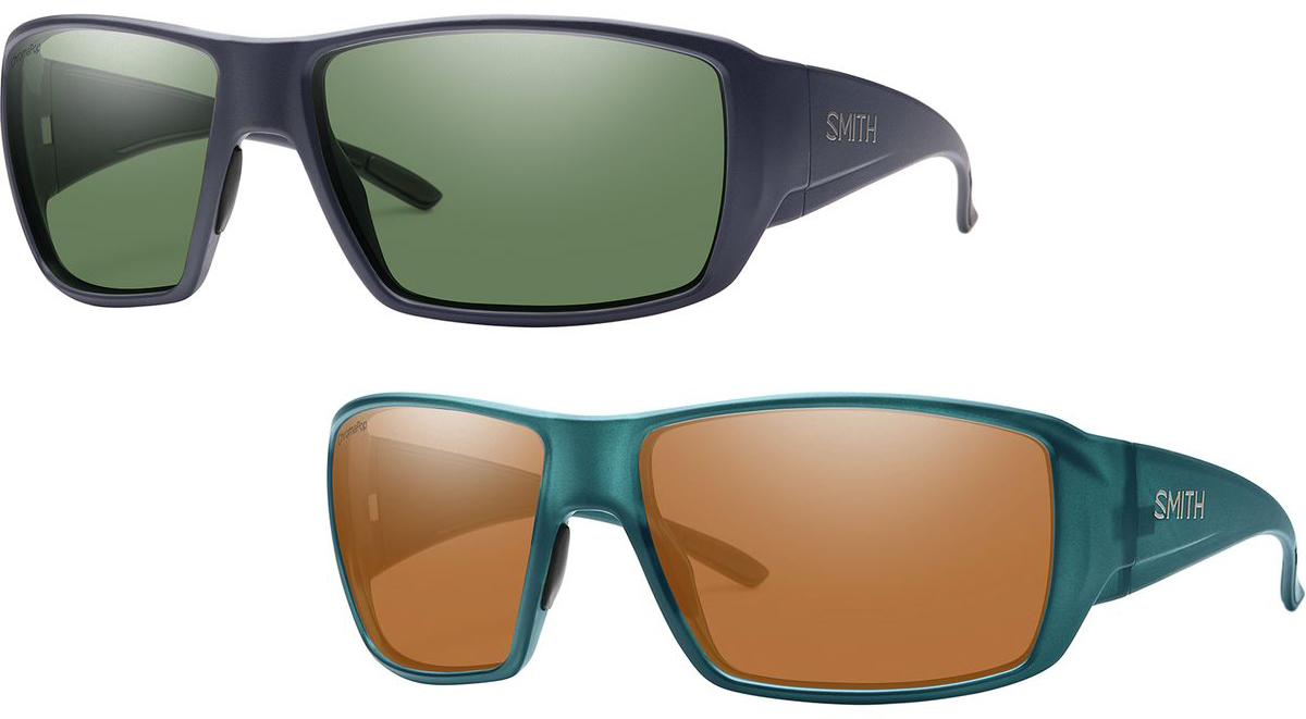 smith guides choice polarized chromapop sunglasses