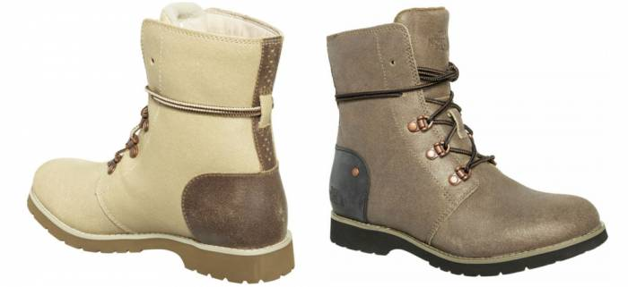 the north face ballard lace II boot