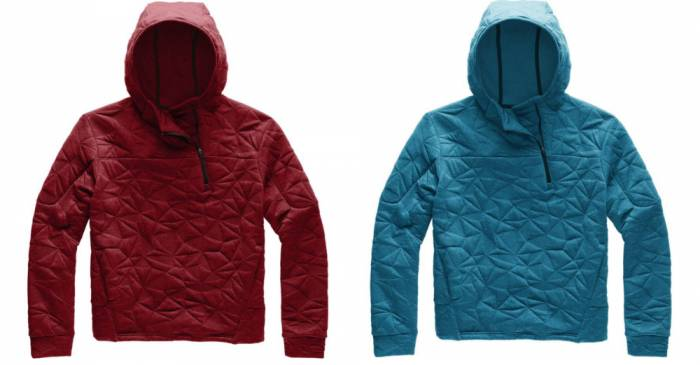 the north face get out there pullover hoodie