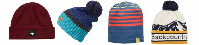 Assorted Beanies on Sale