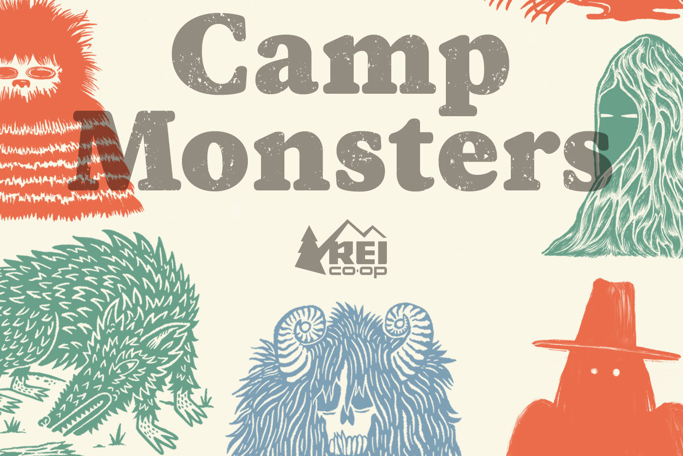 Camp Monsters podcast
