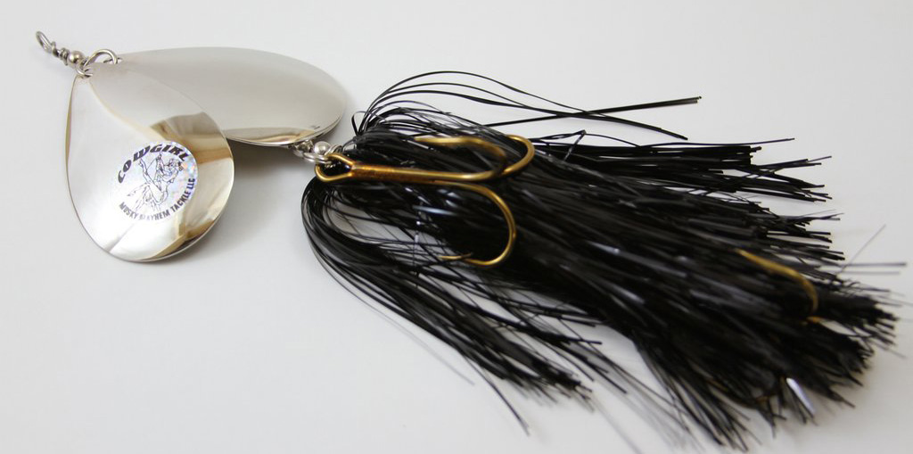 top lures: Drifter Tackle Jointed Believer