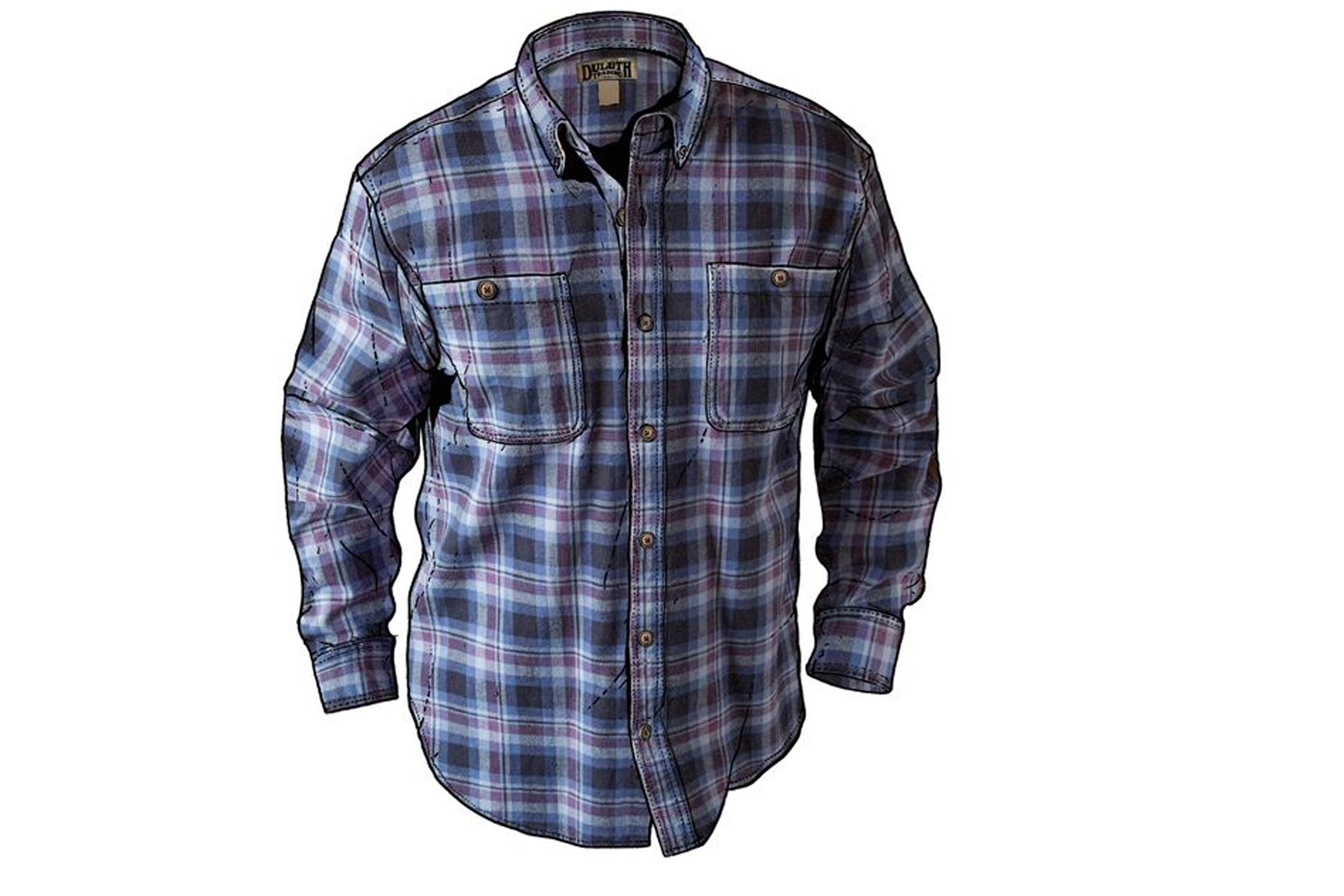 Duluth_Trading_Co_Free_Swingin_Flannel