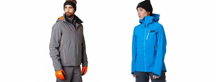 Helly Hansen sale jackets