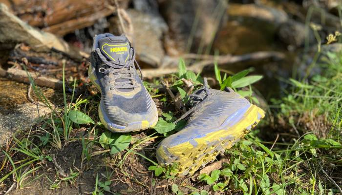 Hoka One One Torrent 2 post hike