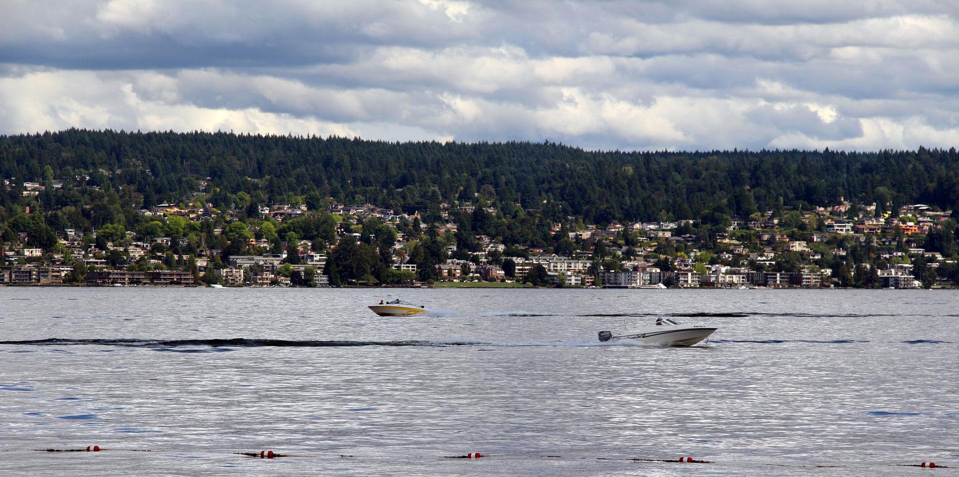 Best Fishing Spots Near Seattle: Lake Washington