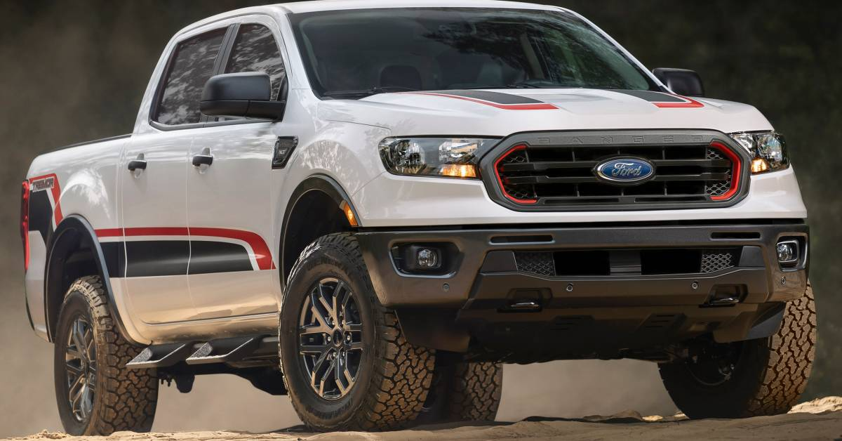 Ford Ranger Tremor: Meet the Midsize Off-Road Adventure Truck  image