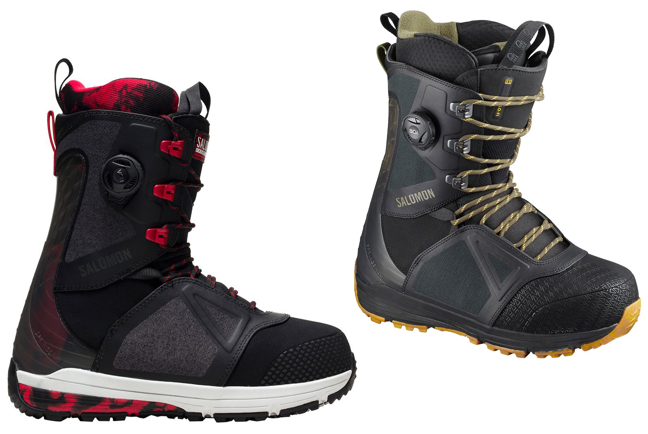 Salomon Lo Fi Snowboard Boot