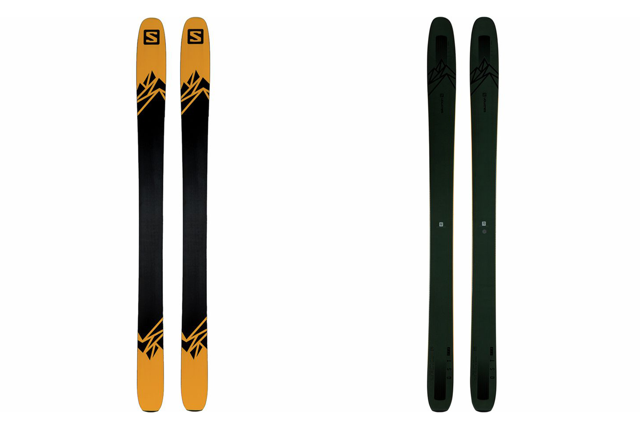 Salomon QST 118 Ski