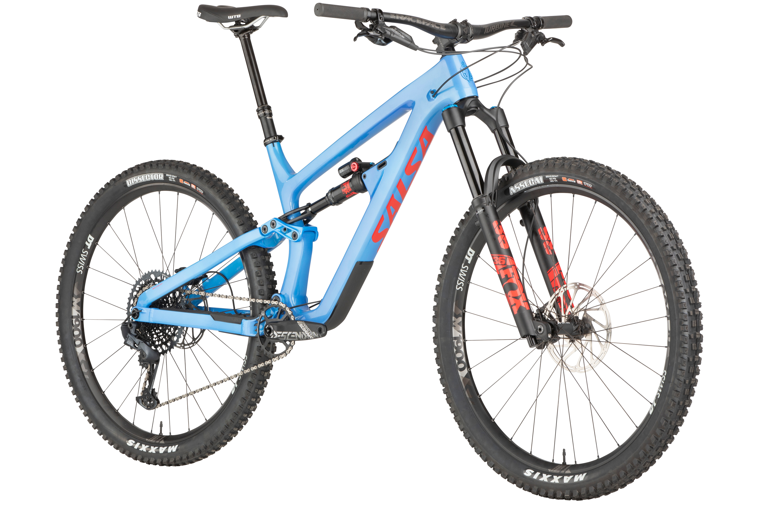 Salsa Blackthorn mountain bike