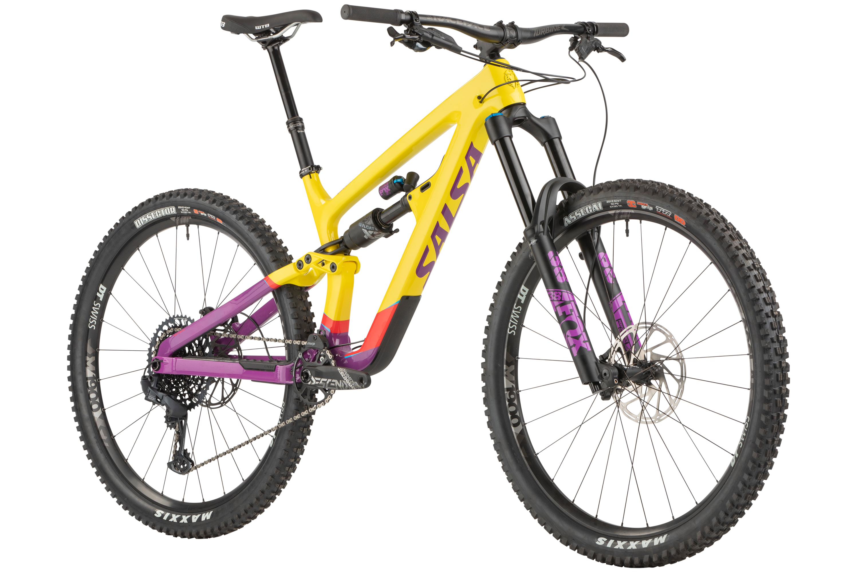 Salsa Cassidy mountain bike