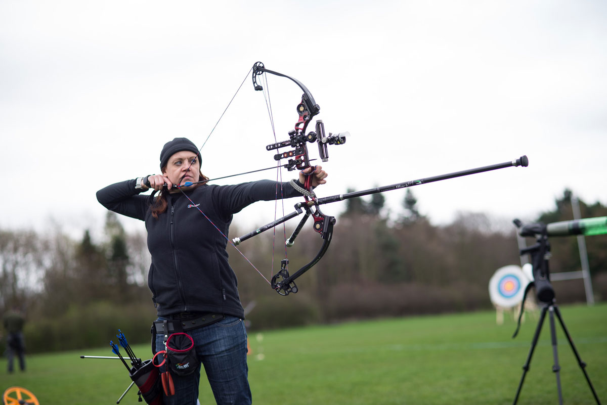 compound bow, types of archery