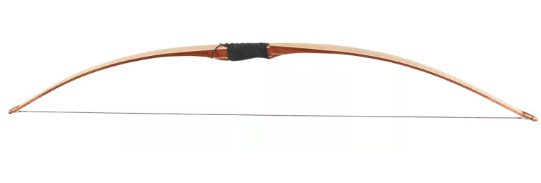 long bow, types of archery